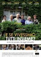 Et si on vivait tous ensemble? - Italian Movie Poster (xs thumbnail)