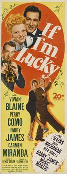 If I'm Lucky - Movie Poster (xs thumbnail)