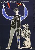 Belyy pudel - Polish Movie Poster (xs thumbnail)