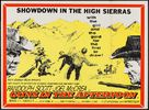Ride the High Country - British Movie Poster (xs thumbnail)