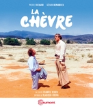 La chèvre - French Blu-Ray cover (xs thumbnail)