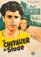 Jim Thorpe -- All-American - French Movie Poster (xs thumbnail)