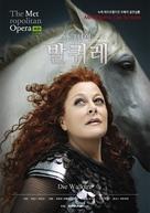 """Metropolitan Opera: Live in HD"" - South Korean Movie Poster (xs thumbnail)"