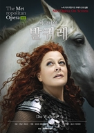"""Metropolitan Opera: Live in HD"" - South Korean Movie Poster (xs thumbnail)"