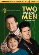 """""""Two and a Half Men"""" - Brazilian Movie Cover (xs thumbnail)"""
