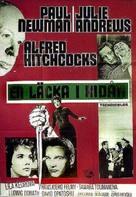Torn Curtain - Swedish Movie Poster (xs thumbnail)