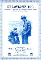 Beggars of Life - Danish poster (xs thumbnail)