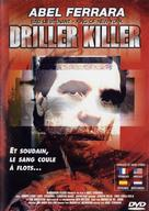 The Driller Killer - French Movie Cover (xs thumbnail)