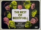 The Best of Benny Hill - Movie Poster (xs thumbnail)