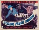 Cyclone Prairie Rangers - Movie Poster (xs thumbnail)