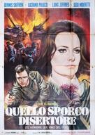 El hombre que vino del odio - Italian Movie Poster (xs thumbnail)