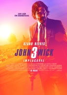 John Wick: Chapter 3 - Parabellum - Portuguese Movie Poster (xs thumbnail)