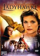 Ladyhawke - Australian Movie Cover (xs thumbnail)