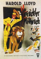 The Sin of Harold Diddlebock - German Movie Poster (xs thumbnail)