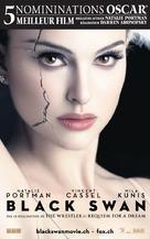Black Swan - Swiss Movie Poster (xs thumbnail)