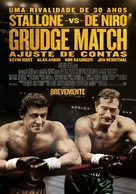 Grudge Match - Portuguese Movie Poster (xs thumbnail)