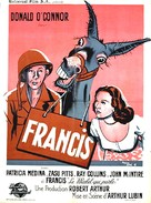 Francis - French Movie Poster (xs thumbnail)