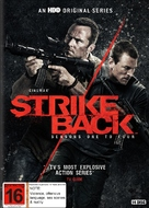 """Strike Back"" - New Zealand DVD movie cover (xs thumbnail)"