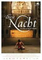 Nuit de chien - German Movie Poster (xs thumbnail)