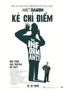 The Informant - Vietnamese Movie Poster (xs thumbnail)