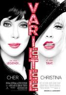 Burlesque - Estonian Movie Poster (xs thumbnail)