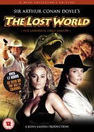 """The Lost World"" - British DVD cover (xs thumbnail)"