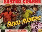 Devil Riders - Movie Poster (xs thumbnail)