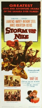 Storm Over the Nile - Movie Poster (xs thumbnail)