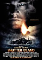 Shutter Island - Dutch Movie Poster (xs thumbnail)