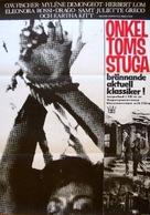 Onkel Toms Hütte - Swedish Movie Poster (xs thumbnail)