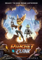 Ratchet and Clank - Lebanese Movie Poster (xs thumbnail)