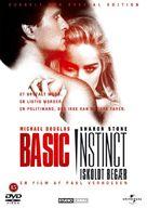 Basic Instinct - Danish DVD movie cover (xs thumbnail)