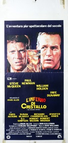 The Towering Inferno - Italian Movie Poster (xs thumbnail)