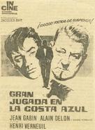 Mélodie en sous-sol - Spanish poster (xs thumbnail)