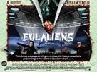 Evil Aliens - British Movie Poster (xs thumbnail)