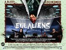 Evil Aliens - British Movie Poster (xs thumbnail)