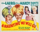 A-Haunting We Will Go - Movie Poster (xs thumbnail)