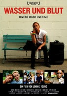Rivers Wash Over Me - German Movie Poster (xs thumbnail)