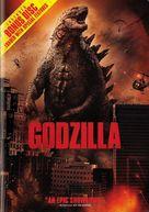 Godzilla - DVD movie cover (xs thumbnail)