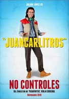 No controles - Spanish Movie Poster (xs thumbnail)