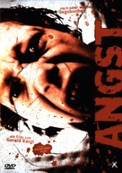 Angst - German DVD movie cover (xs thumbnail)