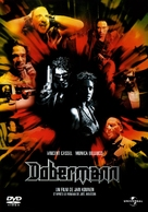 Dobermann - French DVD cover (xs thumbnail)