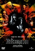 Dobermann - French DVD movie cover (xs thumbnail)