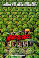 Mars Attacks! - Movie Poster (xs thumbnail)