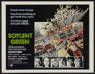 Soylent Green - Movie Poster (xs thumbnail)