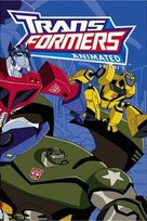 """Transformers: Animated"" - DVD movie cover (xs thumbnail)"