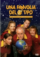 """3rd Rock from the Sun"" - Italian DVD movie cover (xs thumbnail)"