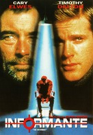 The Informant - Brazilian DVD movie cover (xs thumbnail)