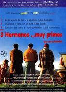 Les trois frères - Spanish Movie Poster (xs thumbnail)