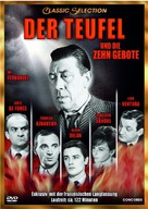 Le diable et les dix commandements - German DVD cover (xs thumbnail)